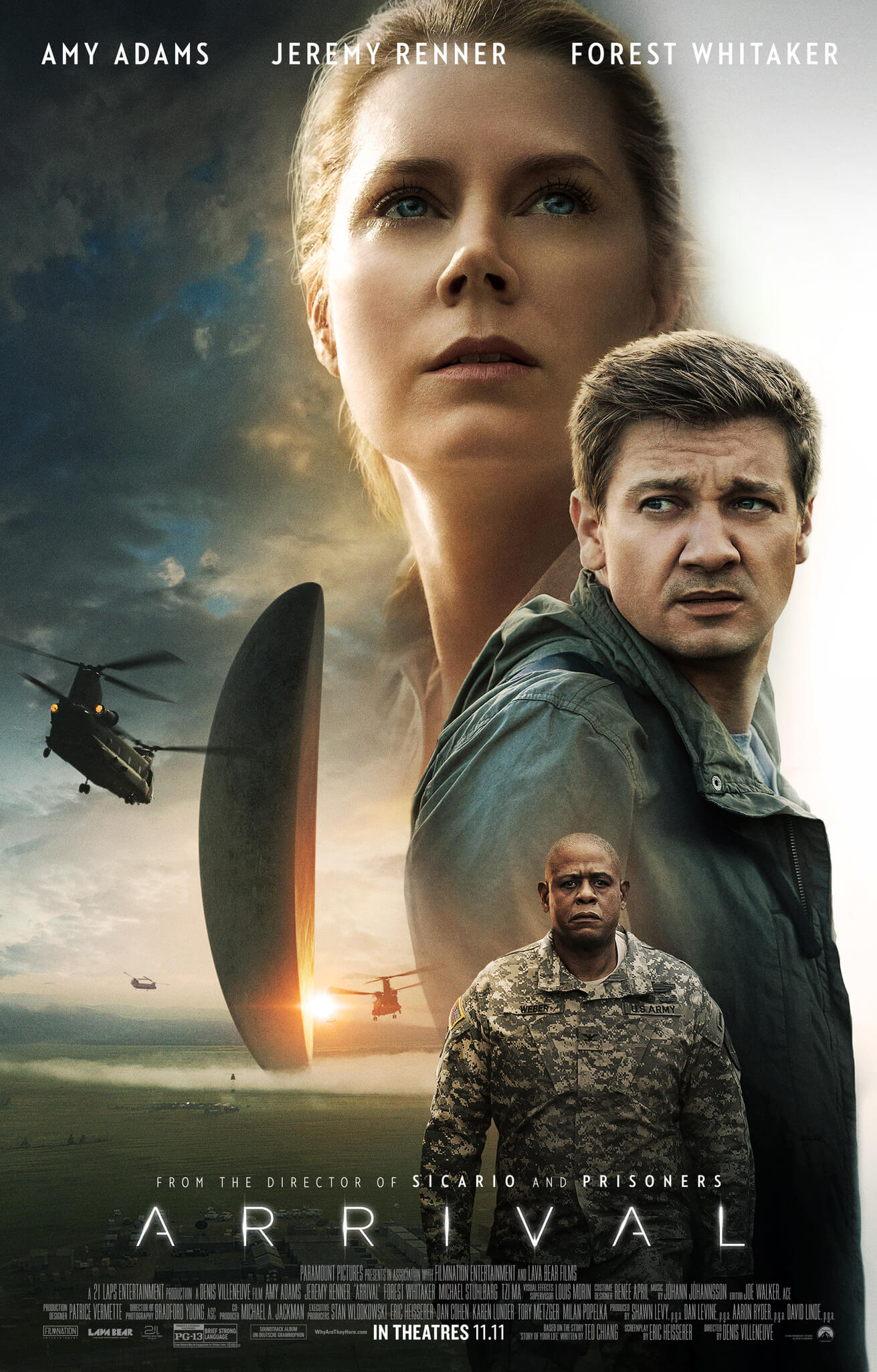 Arrival full movie in Hindi