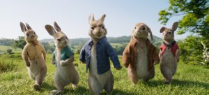 Peter rabbit movie in Hindi