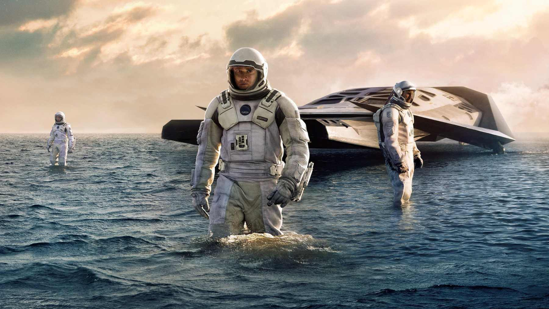 Interstellar in Hindi